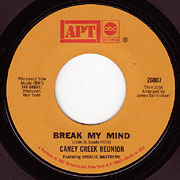 [7] CANEY CREEK REUNION / Break My Mind / Come With Me