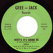 DEBRA / What's It's Gonna Be / Can You Remember (7inch)