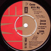 JESSE GREEN / Come With Me (7inch)