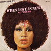 NAT WRIGHT / When Love Is New / Be My Soul (7inch)