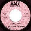 OTHER BROTHERS / Let's Get Together / Little Girl (7inch)