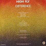 DIFFERENCE / High Fly