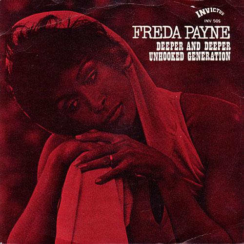 Freda Payne Deeper Deeper Unhooked Generation