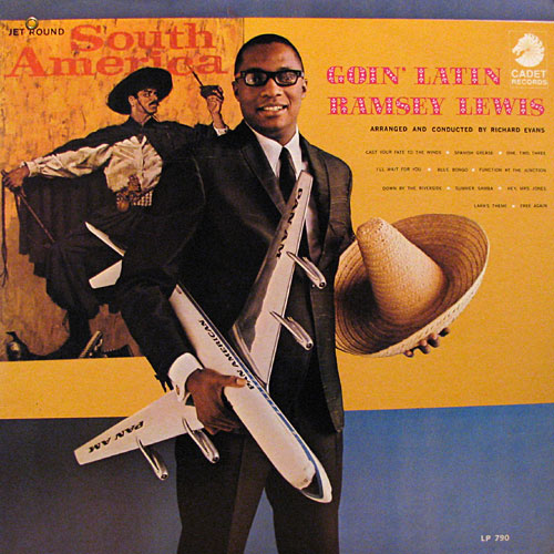 Ramsey Lewis - One Two Three