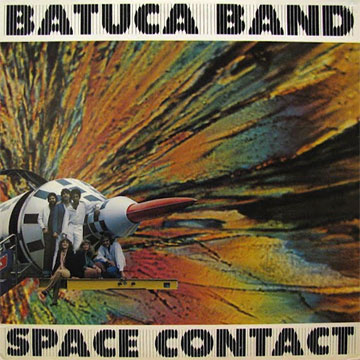 BATUCA BAND / Space Contact