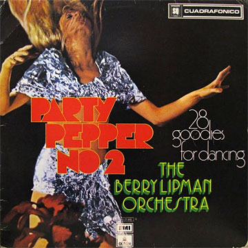 BERRY LIPMAN ORCHESTRA / 28 Goodies For Dancing