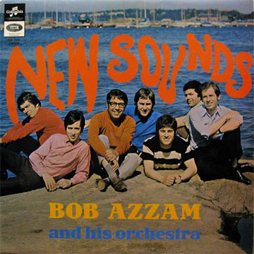 BOB AZZAM AND HIS ORCHESTRA / New Sounds