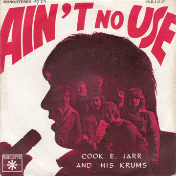 COOK E JARR AND HIS KRUMS / Ain't No Use / Part2
