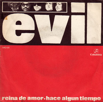 EVIL / Queen Of Love / There Used To Be A Time