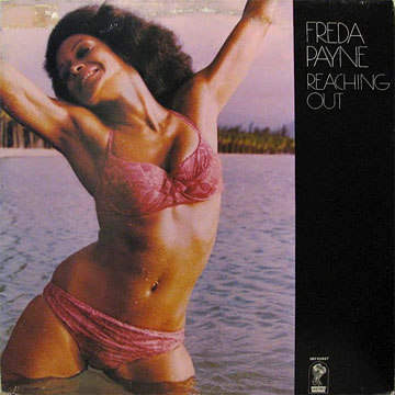 FREDA PAYNE / Reaching Out