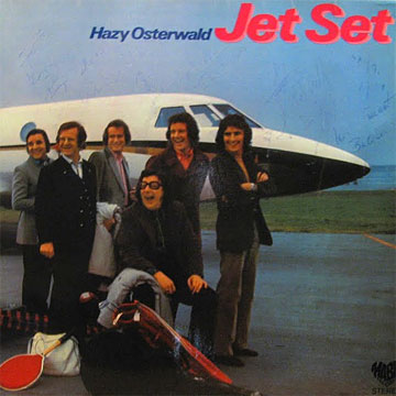HAZY OSTERWALD / Jet Set