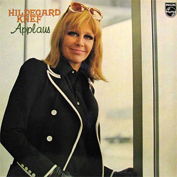 HILDEGARD KNEF / Applaus