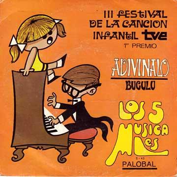 LOS 5 MUSICALES / Adivinalo / Bugulu