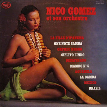 NICO GOMEZ ET SON ORCHESTRE / Same