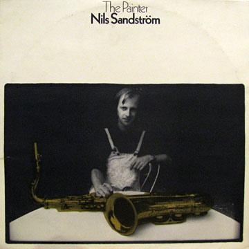 NILS SANDSTROM / The Painter